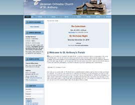 israfilhossain49 tarafından Redesign parish website için no 34