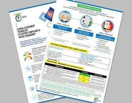 #101 for TargetHIX Pain Assessment & General Marketing Flyer af colorss