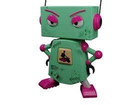 #53 for 3D Robot Design / Logo af anto2178
