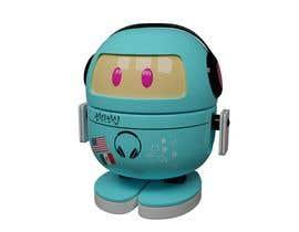 #76 for 3D Robot Design / Logo af anto2178
