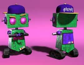 #74 для 3D Robot Design / Logo от VKoball