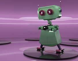 #84 для 3D Robot Design / Logo от dhruvil4793
