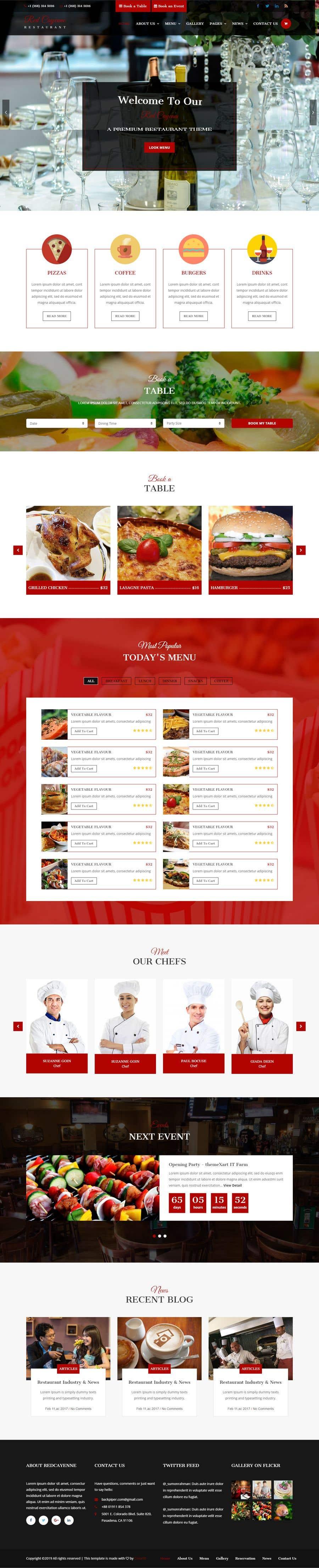 Kilpailutyö #                                        28                                      kilpailussa                                         Restaurant website