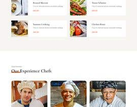 Mahamud2 tarafından Restaurant website için no 122