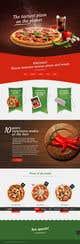 Kilpailutyön #110 pienoiskuva kilpailussa Restaurant website