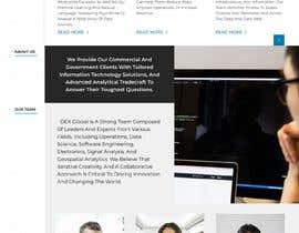 #19 untuk Website Mockup OEX Global oleh JohnFLAG