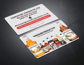 #39 untuk Business Card for Catering Supplies Company oleh shamsarafat73