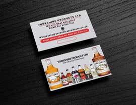 #40 untuk Business Card for Catering Supplies Company oleh shamsarafat73