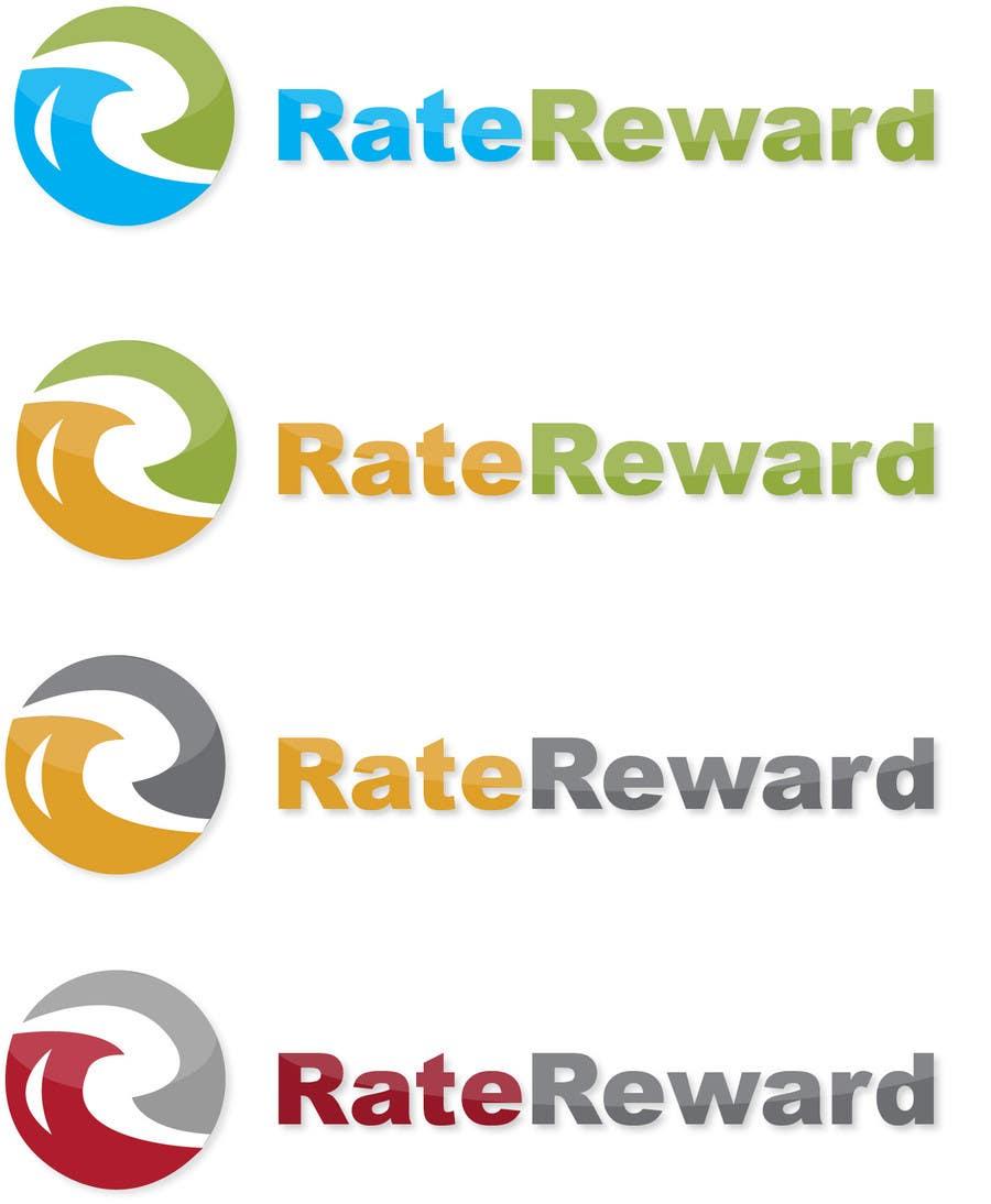 Penyertaan Peraduan #184 untuk Logo Design for RateReward