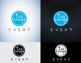#175 untuk Create a logo for event agency oleh UsagiRabbit