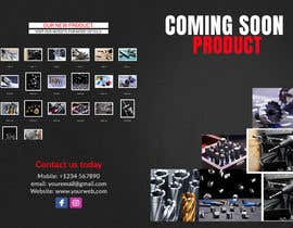 #37 for Design a brochure cover for our metal tool product company af hossiniqbal54