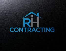 #67 untuk RH Contracting Logo Design oleh hawatttt