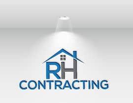 #68 untuk RH Contracting Logo Design oleh hawatttt
