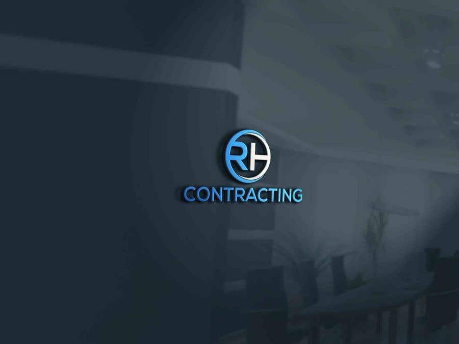 Penyertaan Peraduan #2 untuk RH Contracting Logo Design