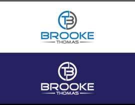 #298 for Brooke Thomas logo af shoheda50