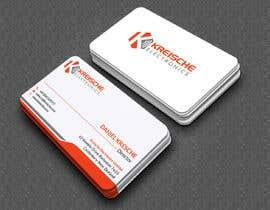 #206 untuk Design a business card - contest oleh alamgirsha3411