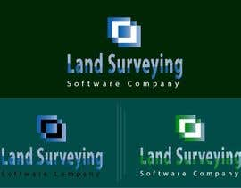 #106 untuk Logo Design for Land Surveying / Software Company oleh shamim550