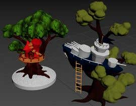 #29 untuk 3D Cartoon Stylized Suburbs / Forest Environment - High/Medium Resolution oleh kathe0512