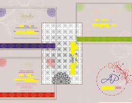 #8 untuk Make an e-invite from physical wedding card design oleh jayeshhumbal