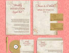 #10 untuk Make an e-invite from physical wedding card design oleh jayeshhumbal