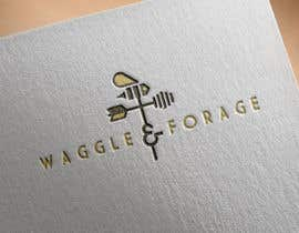 "#276 cho Logo design for new small business - ""Waggle & Forage"" bởi Sourav300"