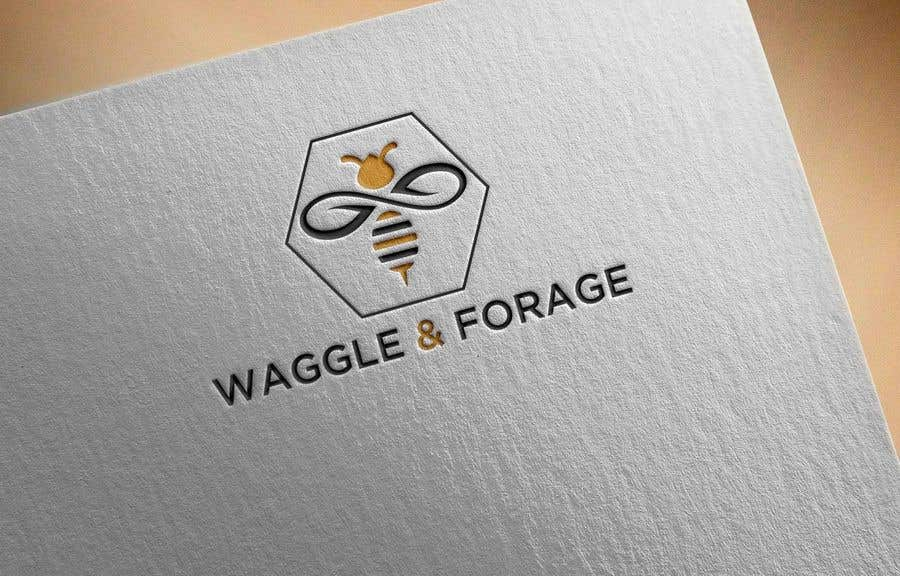 "Contest Entry #                                        506                                      for                                         Logo design for new small business - ""Waggle & Forage"""
