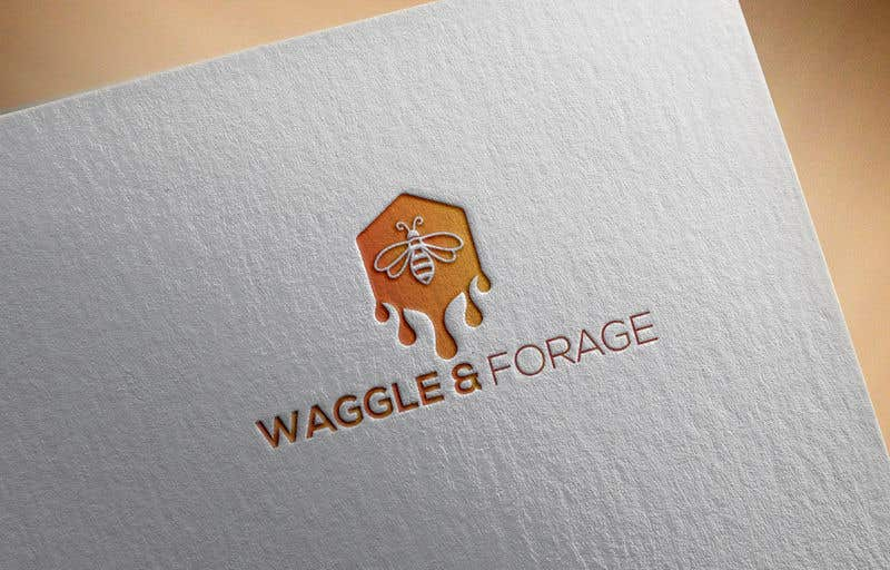 """Contest Entry #                                        570                                      for                                         Logo design for new small business - """"Waggle & Forage"""""""