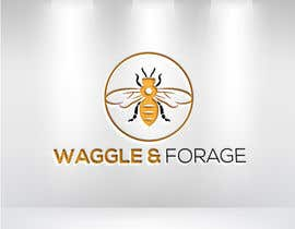 "#574 cho Logo design for new small business - ""Waggle & Forage"" bởi sweetys7780"