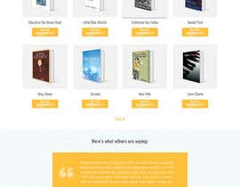 #7 untuk Need Website Mockup Design oleh kazimbalti01