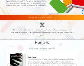 #21 untuk Need Website Mockup Design oleh anusri1988