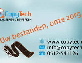 #21 cho Business Card Design for Copytech.nl bởi prijatel