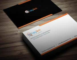 #41 untuk Business Card Design for Copytech.nl oleh MagicProductions