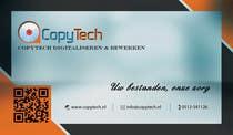 Graphic Design Konkurrenceindlæg #16 for Business Card Design for Copytech.nl