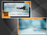 Contest Entry #53 for Business Card Design for Copytech.nl