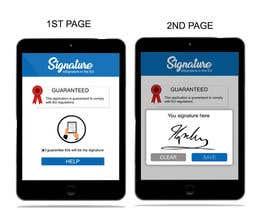 #8 untuk Build an App for legally valid document signature oleh sasindu112