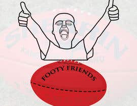 "Nro 34 kilpailuun I need a playful logo designed for a group called ""Footy Friends"". The group is young people and should be fun. A ""thumbs up"" or an Aussie rules football in the logo would be great. käyttäjältä monirprogd"
