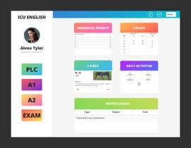 #15 for Education student = New HI-Tech Learner Dashboard by Arghya1199