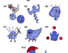 Spookywaffleart tarafından Illustrations for Ranks in Gamification için no 3