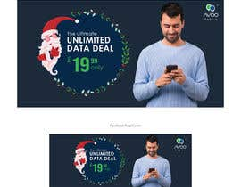 #65 для Facebook ad image and cover page design (Brand/Theme) от saifulalam1704