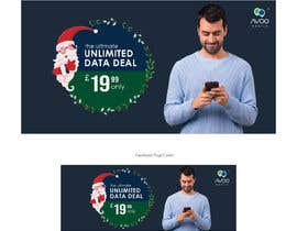 #66 для Facebook ad image and cover page design (Brand/Theme) от saifulalam1704