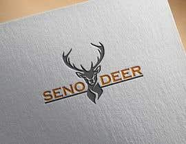 #32 cho LOGO Design for our brand  'SenoDeer' bởi mahfoozdesign