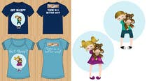 Proposition n° 15 du concours Graphic Design pour T-shirt Design for Tired Teddies Guerrilla Marketing Campaign