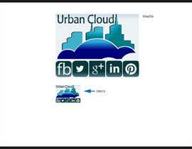 #26 for Facebook Ad design for Urban Cloud by mirceabaciu