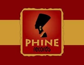 nº 15 pour Logo Design for Phine Records par dimitarstoykov