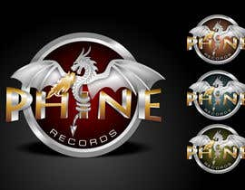 nº 33 pour Logo Design for Phine Records par dimitarstoykov