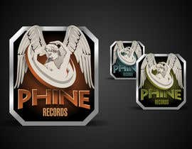 #49 for Logo Design for Phine Records af dimitarstoykov