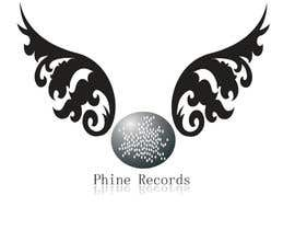 #34 for Logo Design for Phine Records by Phphtmlcsswd