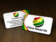 Graphic Design Entri Peraduan #11 for Logo Design for Phine Records