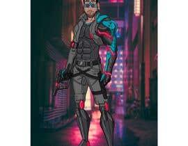 Nro 67 kilpailuun Turn me into a Cyberpunk Character! käyttäjältä danielraios