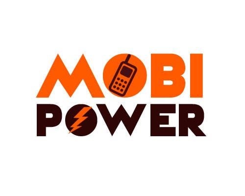 Penyertaan Peraduan #                                        22                                      untuk                                         Design a Logo for mobile power bank